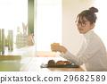 여성, 음식, 요리 29682589