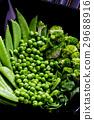 green vegetables still-life 29688916