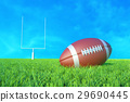 football, american, field 29690445