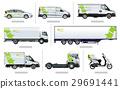 template transport vector 29691441