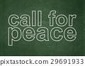 board, chalk, peace 29691933