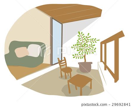 Inner balcony 29692841