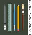 矢量 矢量图 绘画 29696489