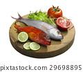 seafood, fish, lemon 29698895