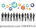business illustration people 29699314