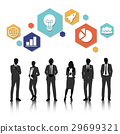 Vector UI Illustration Business People Concept 29699321