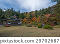 Autumn color season around Josen-ji temple, Aomori 29702687