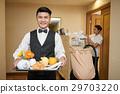 Hotel staff 29703220