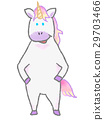 unicorn, illustration, handwritten 29703466