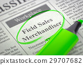 Field Sales Merchandiser Join Our Team. 3d 29707682
