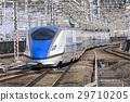 新幹線 北陸新幹線 子彈火車 29710205