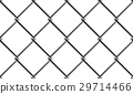 Chain link fence pattern. Industrial style 29714466