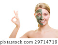 clay skincare face 29714719