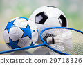 Sports accessories. paddles, sticks, balls  29718326