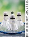 羽毛球 毽子 盪槳 29718335