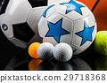 Sports accessories. paddles, sticks, balls  29718368