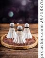 羽毛球 盪槳 毽子 29718376