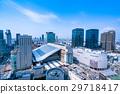 """""""大阪府""""大阪站·城市景观 29718417"""