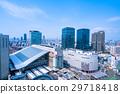 """""""大阪府""""大阪站·城市景观 29718418"""