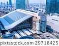 """""""大阪府""""大阪站·城市景观 29718425"""