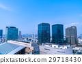 """""""大阪府""""大阪站·城市景观 29718430"""