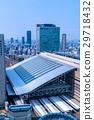 """""""大阪府""""大阪站·城市景观 29718432"""