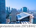 """""""大阪府""""大阪站·城市景观 29718442"""