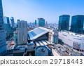 """""""大阪府""""大阪站·城市景观 29718443"""