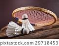 羽毛球 盪槳 毽子 29718453