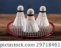 羽毛球 盪槳 毽子 29718461