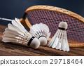羽毛球 盪槳 毽子 29718464