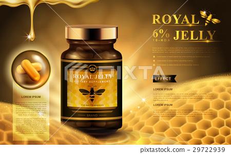 royal jelly ad 29722939