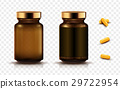 medicine jars and capsules 29722954