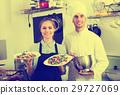 ทำอาหาร,เชฟ,พนักงานเสิร์ฟ 29727069