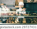 girl pastry shop 29727431
