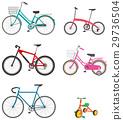 自行車 腳踏車 插圖 29736504