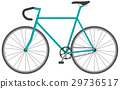 road bike, bicycle, bicyclists 29736517