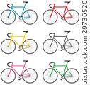 자전거 색상 29736520