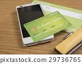 สมาร์ทโฟน,ฝากเงิน,รูปภาพ 29736765