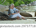 beach, couple, person 29737718