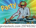 DJ boy party mix music 29740282