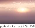 Blur Sky Grey Cloud Sunshine Background 29740350