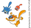 日本鼯鼠 突擊隊員 蛙鏡 29741458