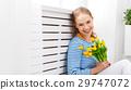 tulip happiness springtime 29747072