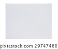 Blank stretched artist's canvas 29747460
