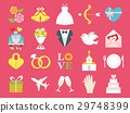 icon, icons, wedding 29748399