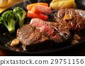 牛腿肉 牛肉 牛排 29751156