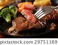 牛腿肉 肉 肉的 29751169