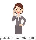 事業女性 商務女性 商界女性 29752383