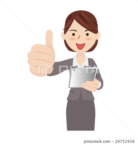 事業女性 商務女性 商界女性 29752938